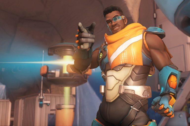 Overwatch: Baptiste
