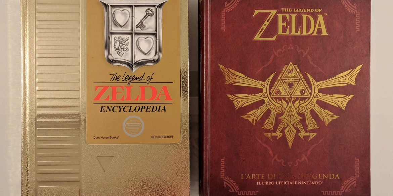 The Legend of Zelda Encyclopedia / L'arte di una leggenda