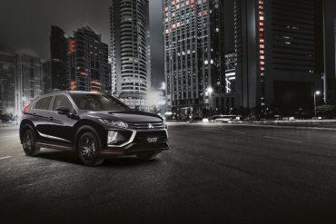 SUV Mitsubishi Eclipse Cross Knight