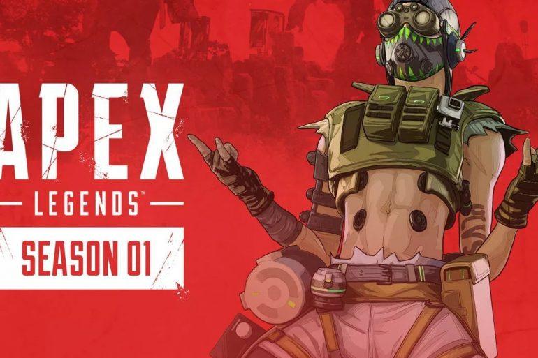 Apex Legends: Wild Frontier