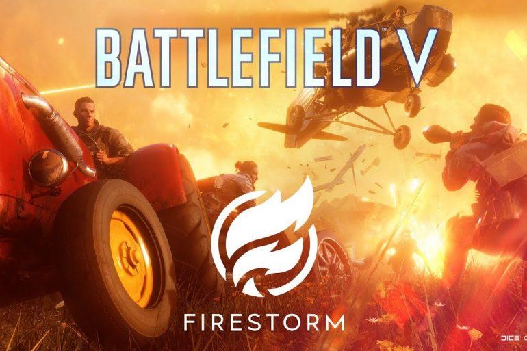 Battlefield V: Tempesta di Fuoco