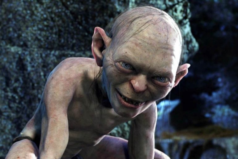 Lord of the Ring: Gollum