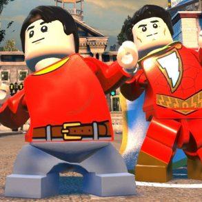LEGO DC Super Villains - shazam