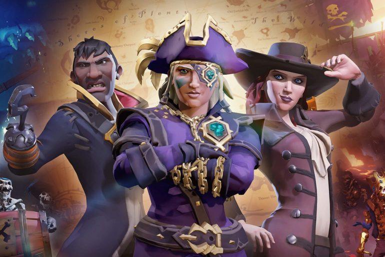 Sea of Thieves: Anniversary Update