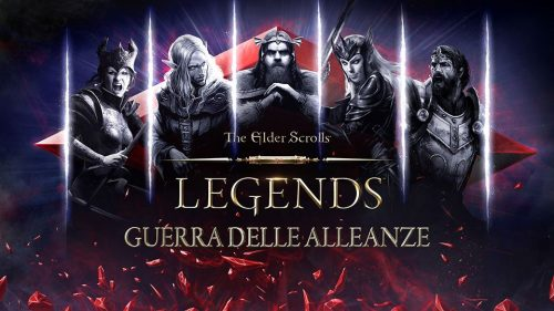 The Elder Scrolls: Legends - Guerra delle Alleanze