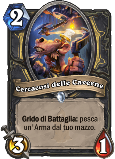 Hearthstone: Coboldi e Catacombe
