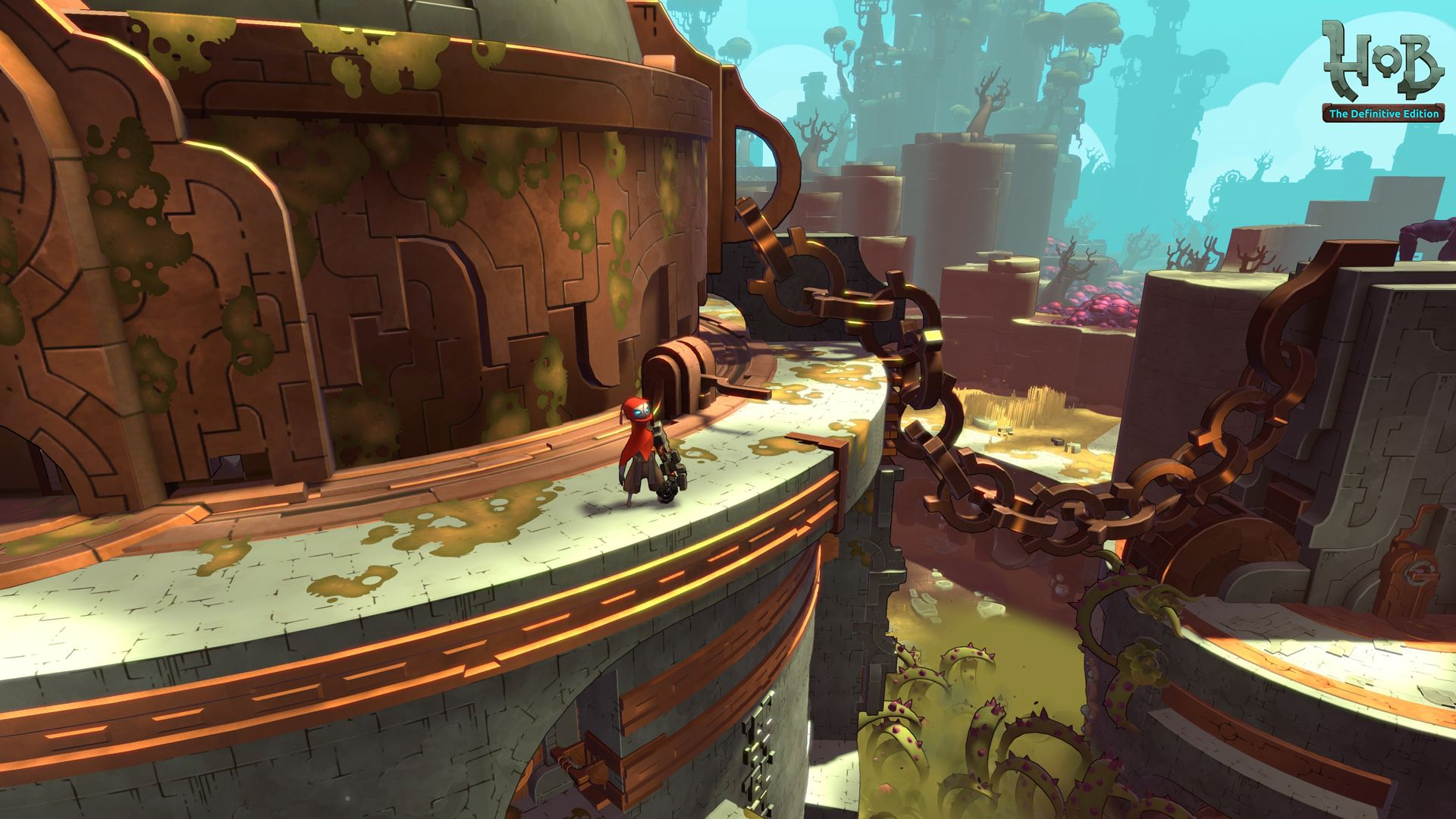Hob: The Definitive Edition