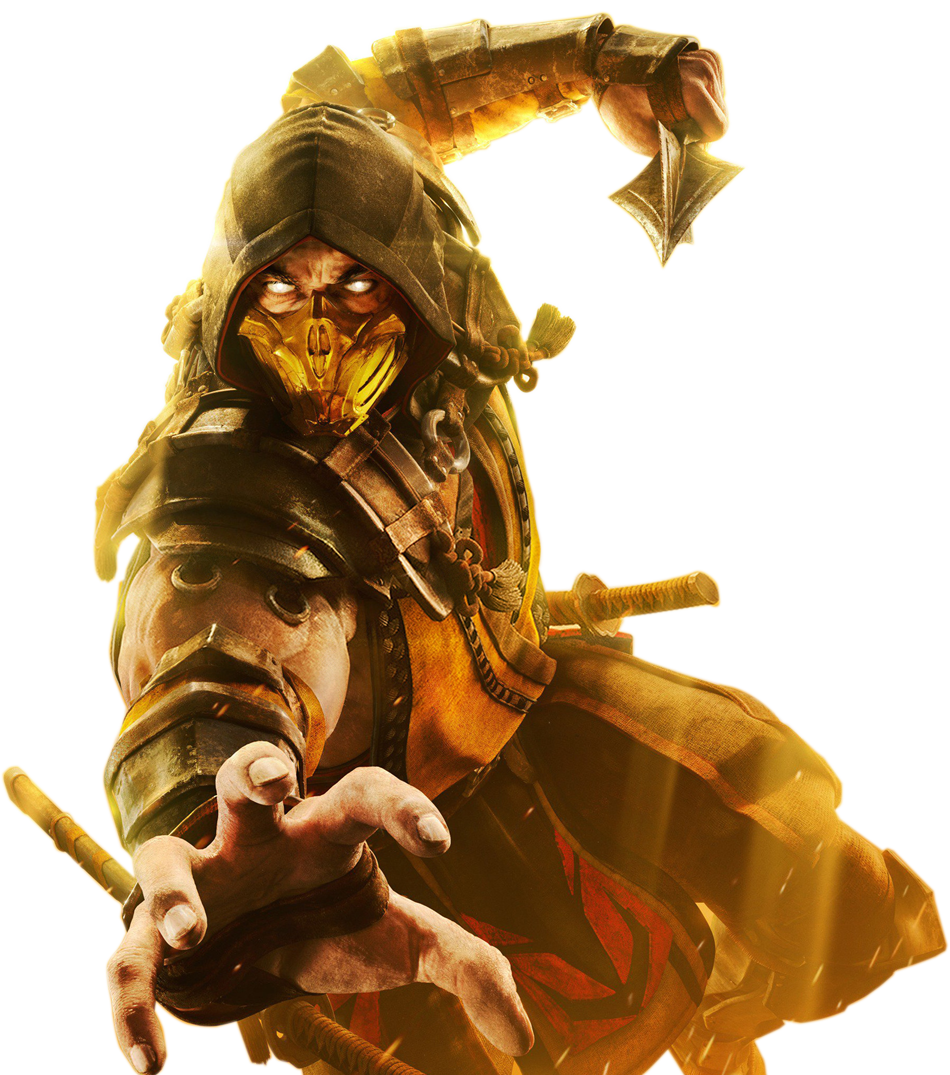 Cover Story: Mortal Kombat 11