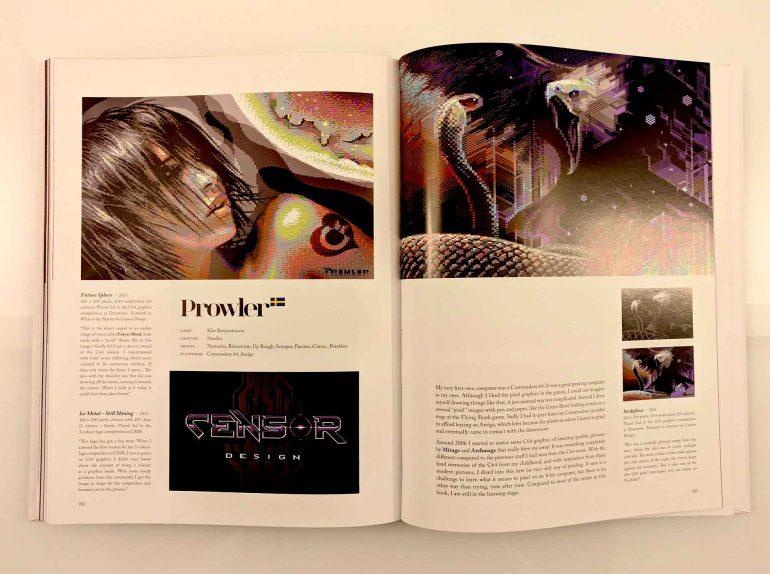 Pixel Cartacei - The Masters of Pixel Art: Vol. 2