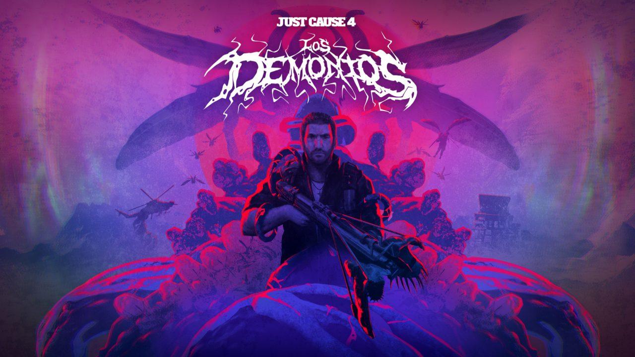 Just Cause 4: Los Demonios