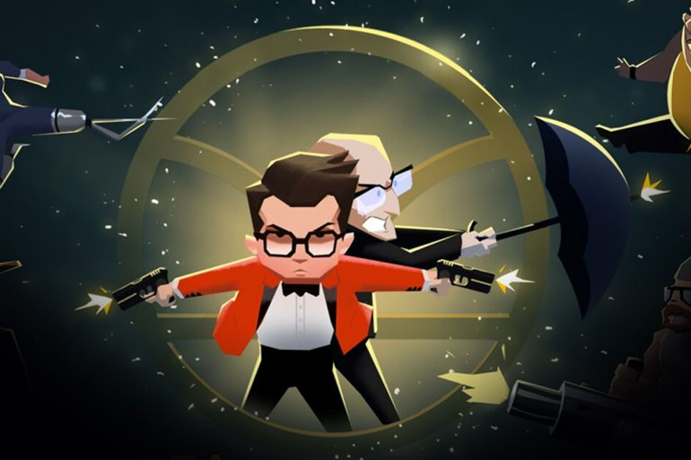 MobileWorld #01: Kingsman: The Secret Service Game