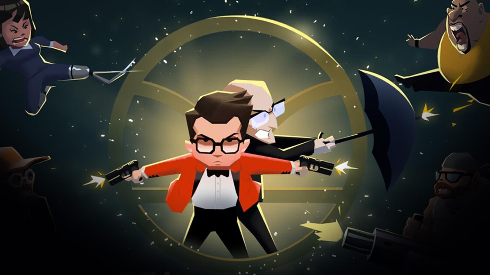 MobileWorld #01: Kingsman: The Secret Service Game