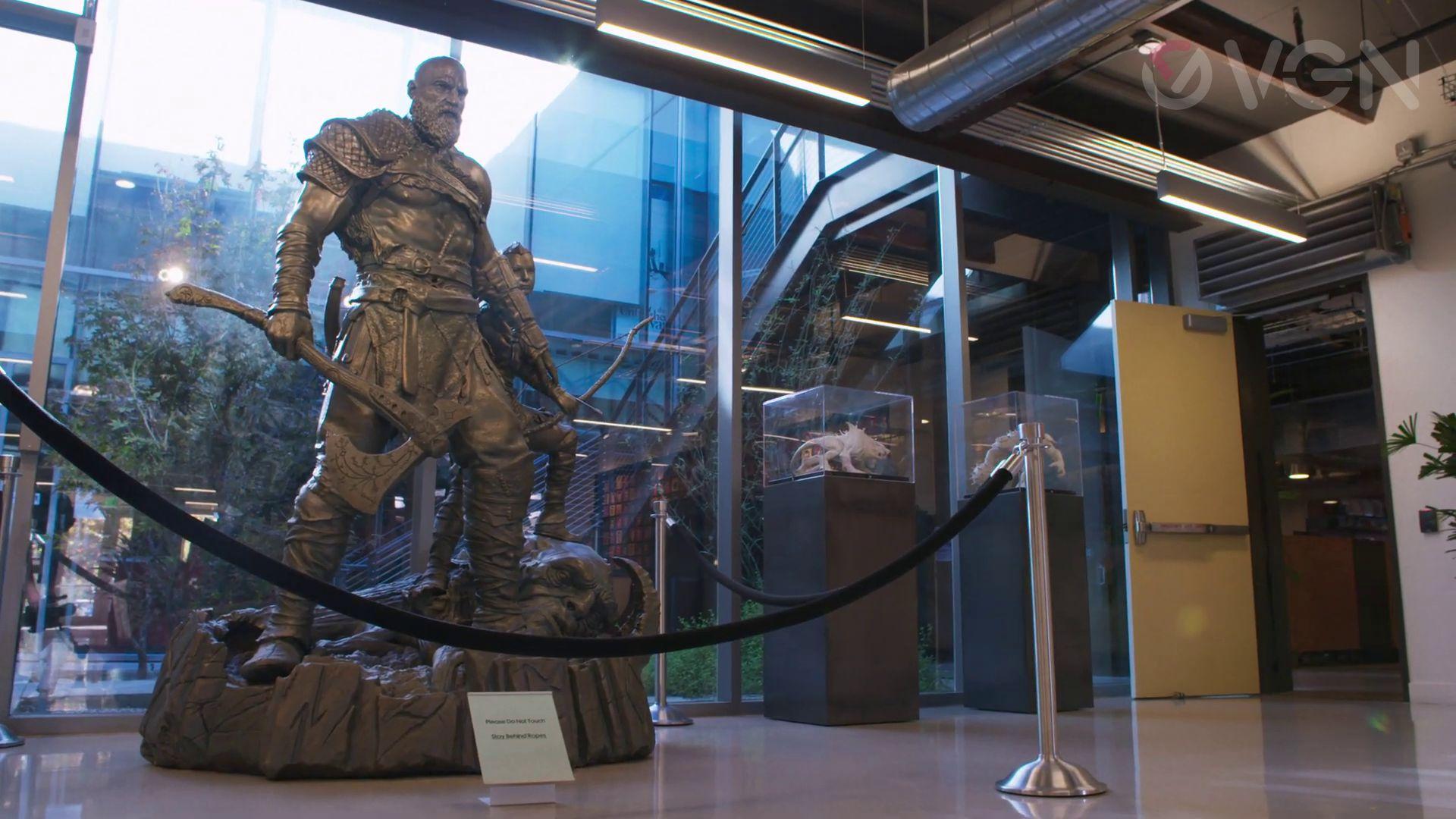 God of War: Raising Kratos