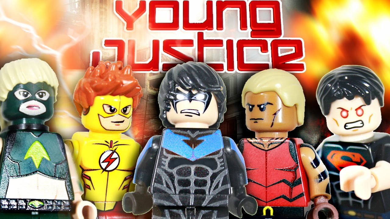 LEGO DC Super Villains - Young Justice