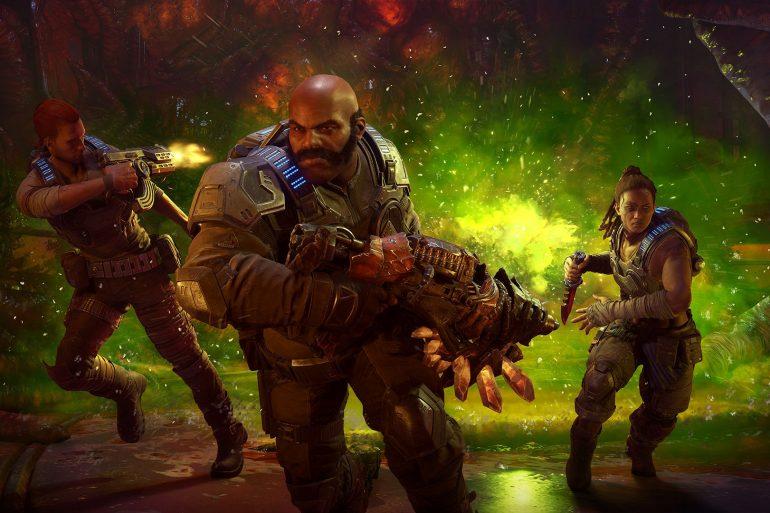 Gears 5: Escape