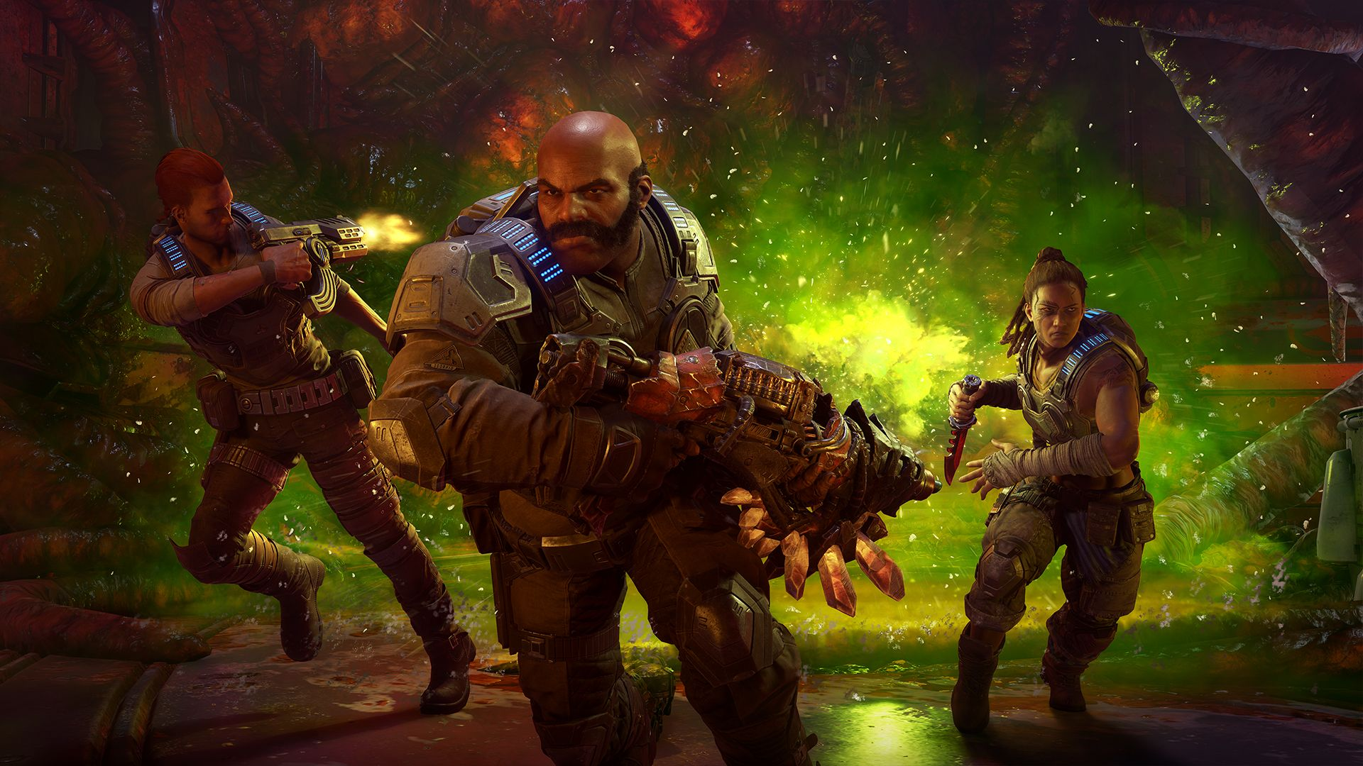 Gears 5: Escape