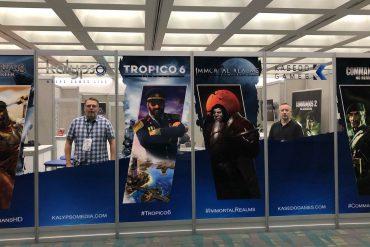 Kalypso Media - E3 2019