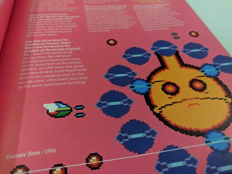 Pixel Cartacei #14 - SEGA Master System: a visual compendium