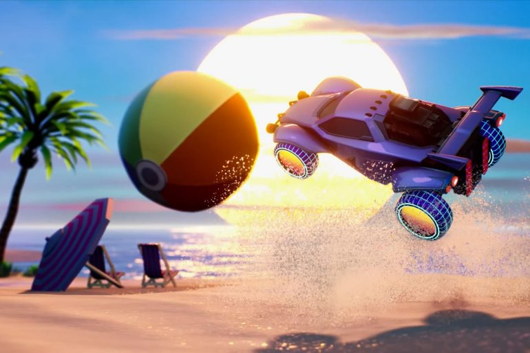 Rocket League: Radical Summer