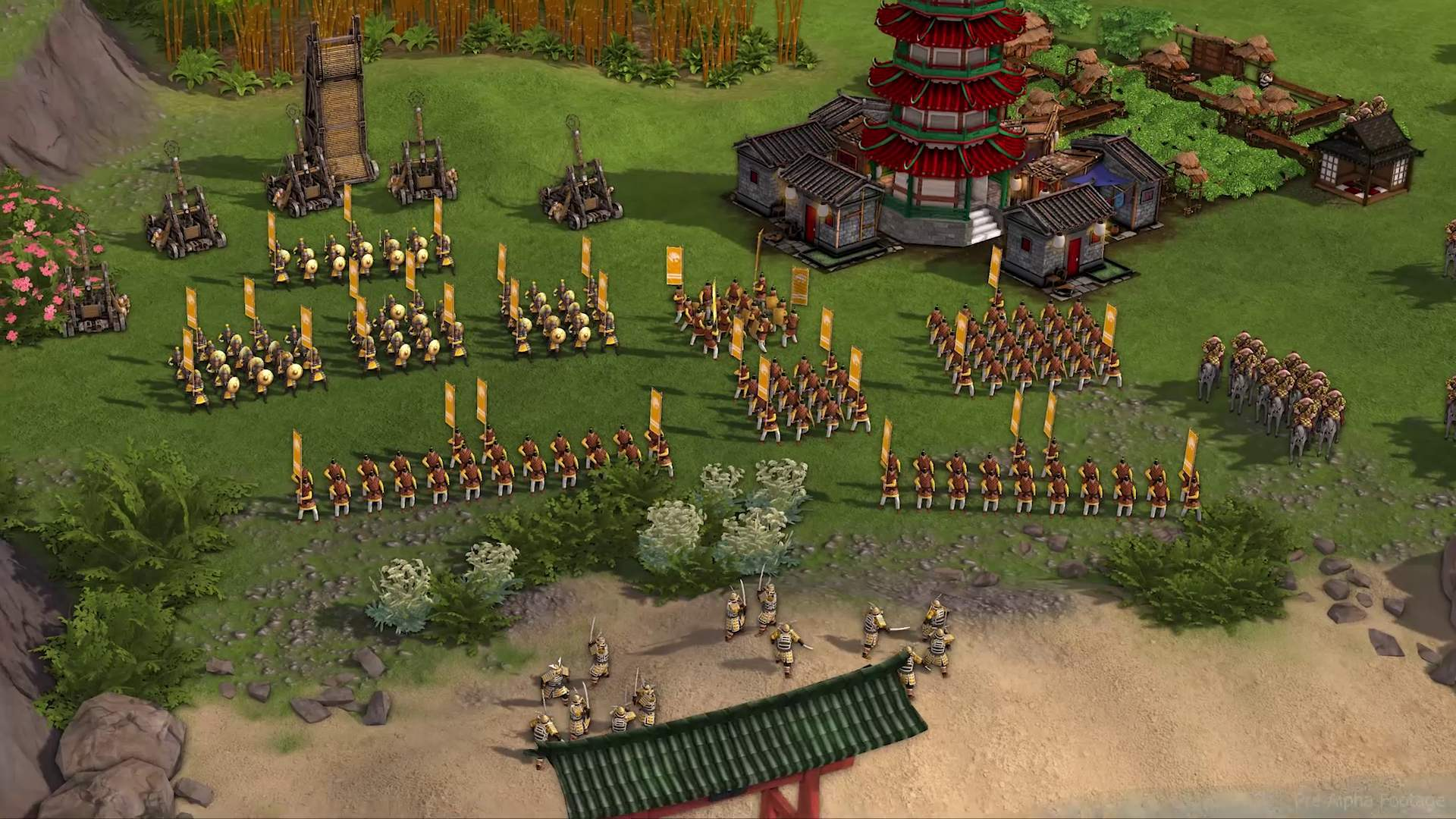 Stronghold: Warlords