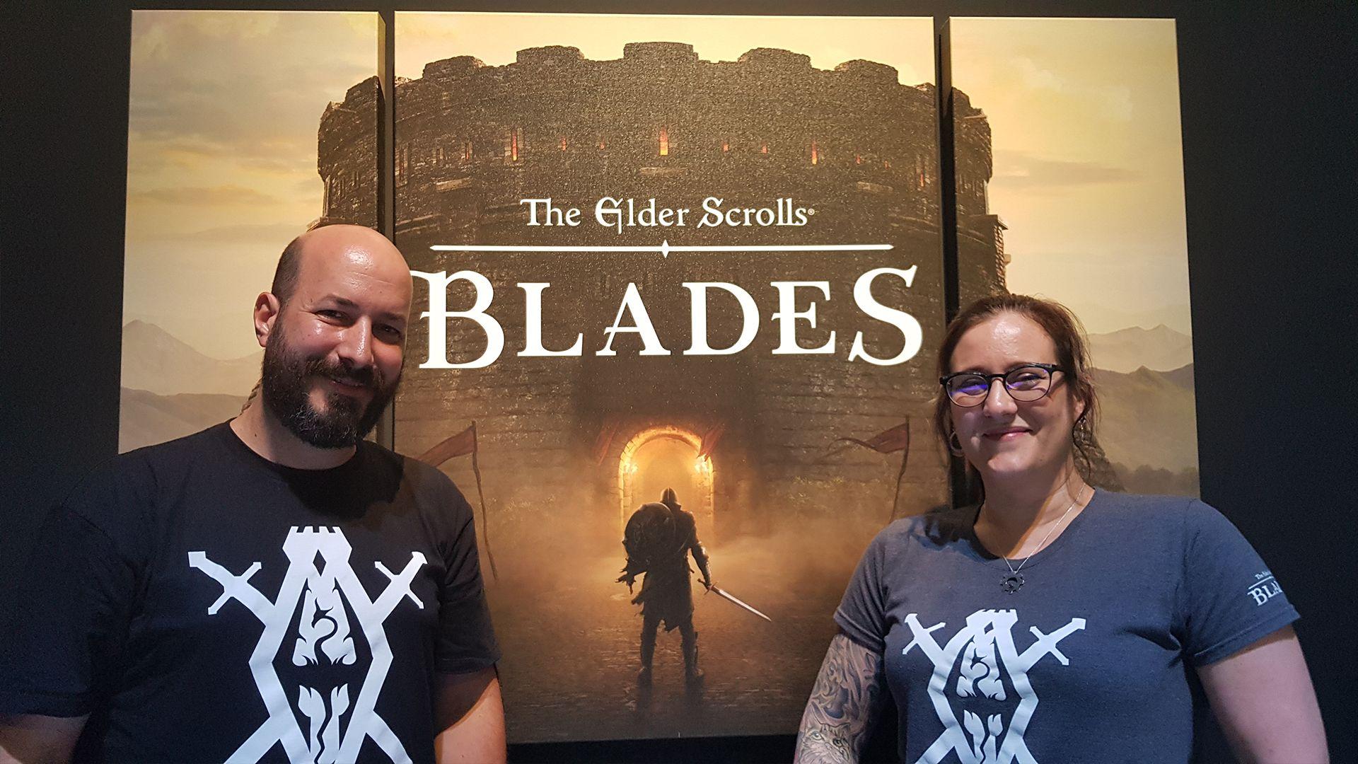 The Elder Scrolls: Blades, intervista a Matt Carofano e Veronique Bruneau