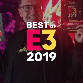 VGN Best of E3 2019 Awards