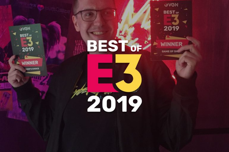 VGN Best of E3 2019 Awards