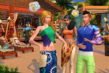 The Sims 4: Vita sull'isola
