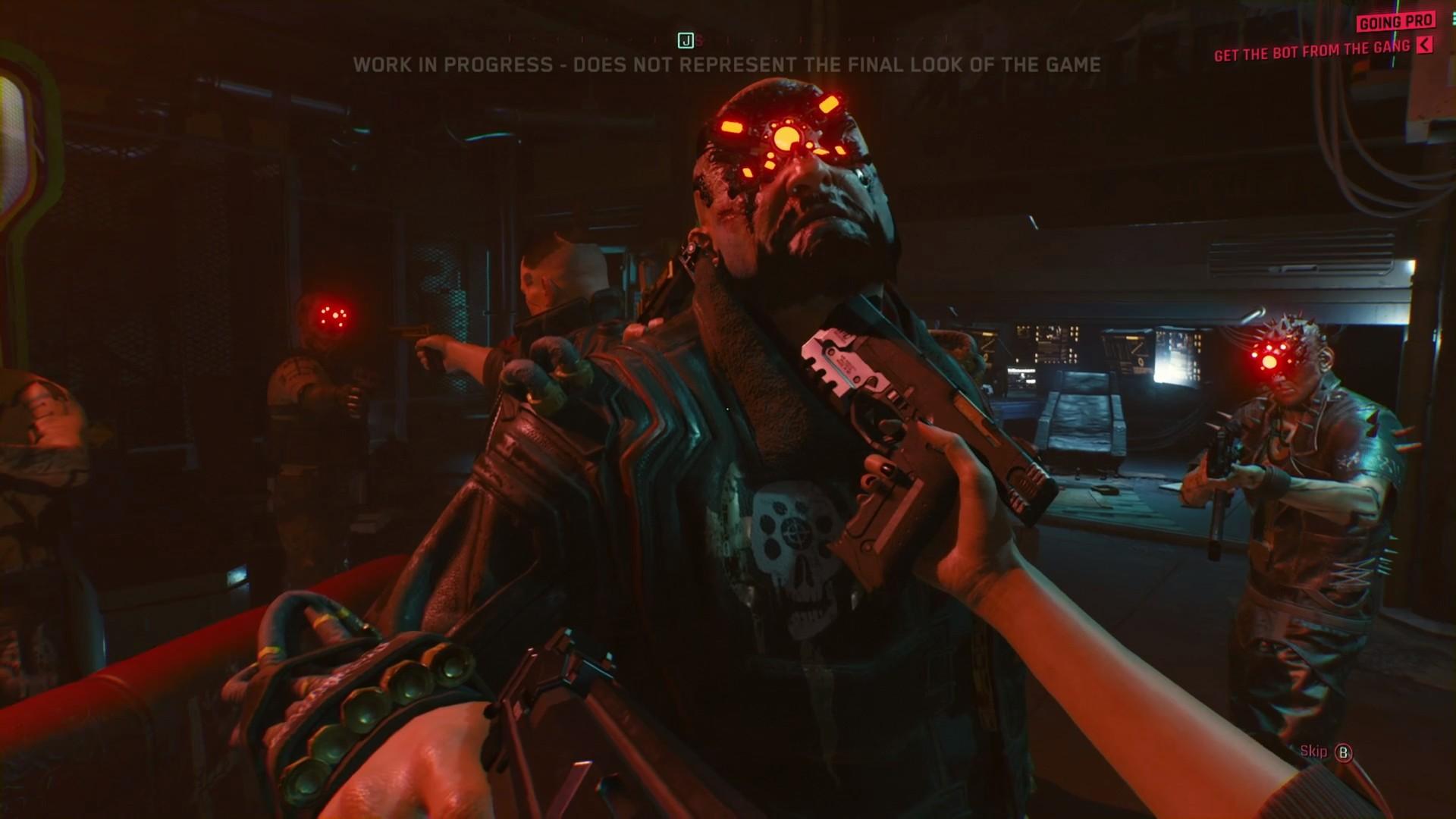 Cyberpunk 2077 - Royce