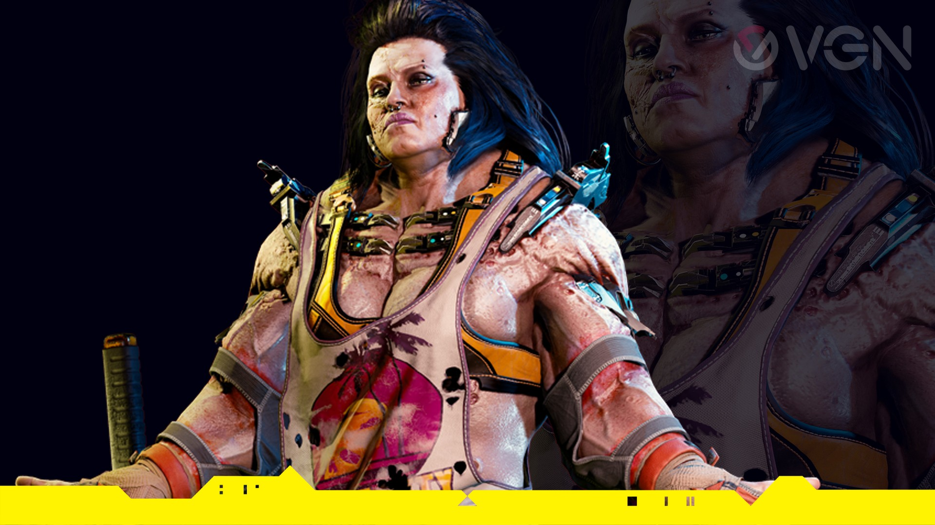 Cyberpunk 2077 - Sasquatch