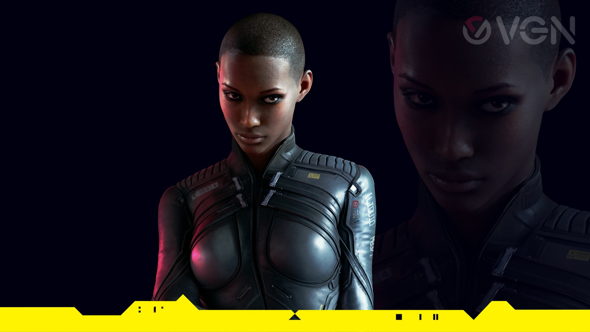 Cyberpunk 2077 - T-Bug
