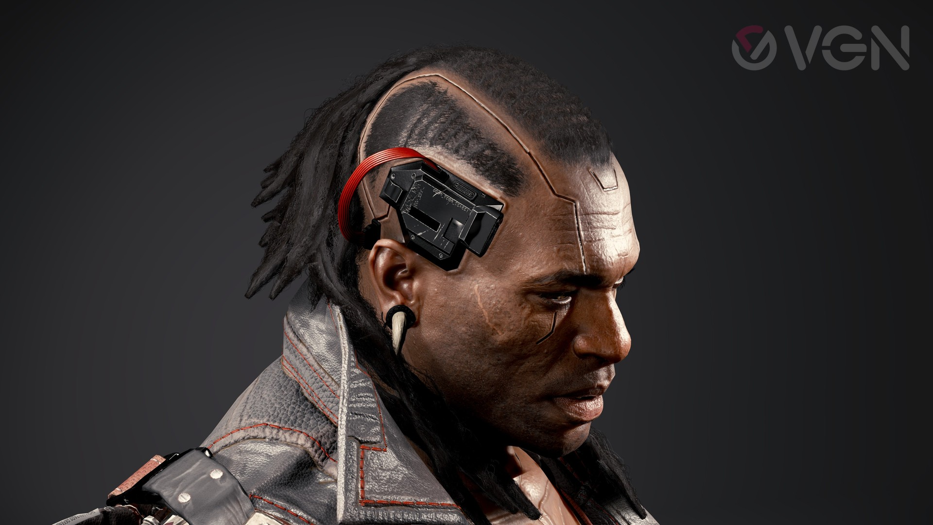 Cyberpunk 2077: Placide