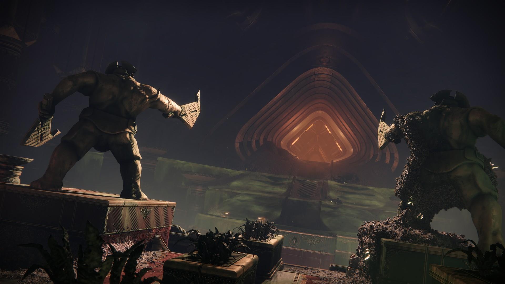 Destiny 2: Sciagura del Passato