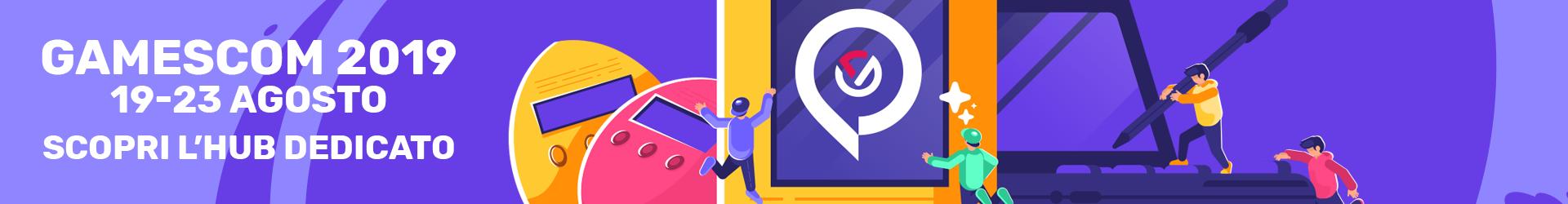 Gamescom 2019 Hub
