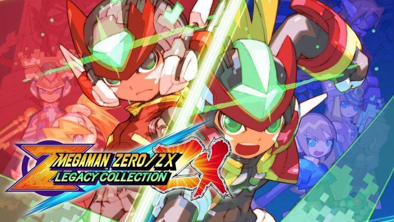 Mega Man Zero ZX Legacy Collection