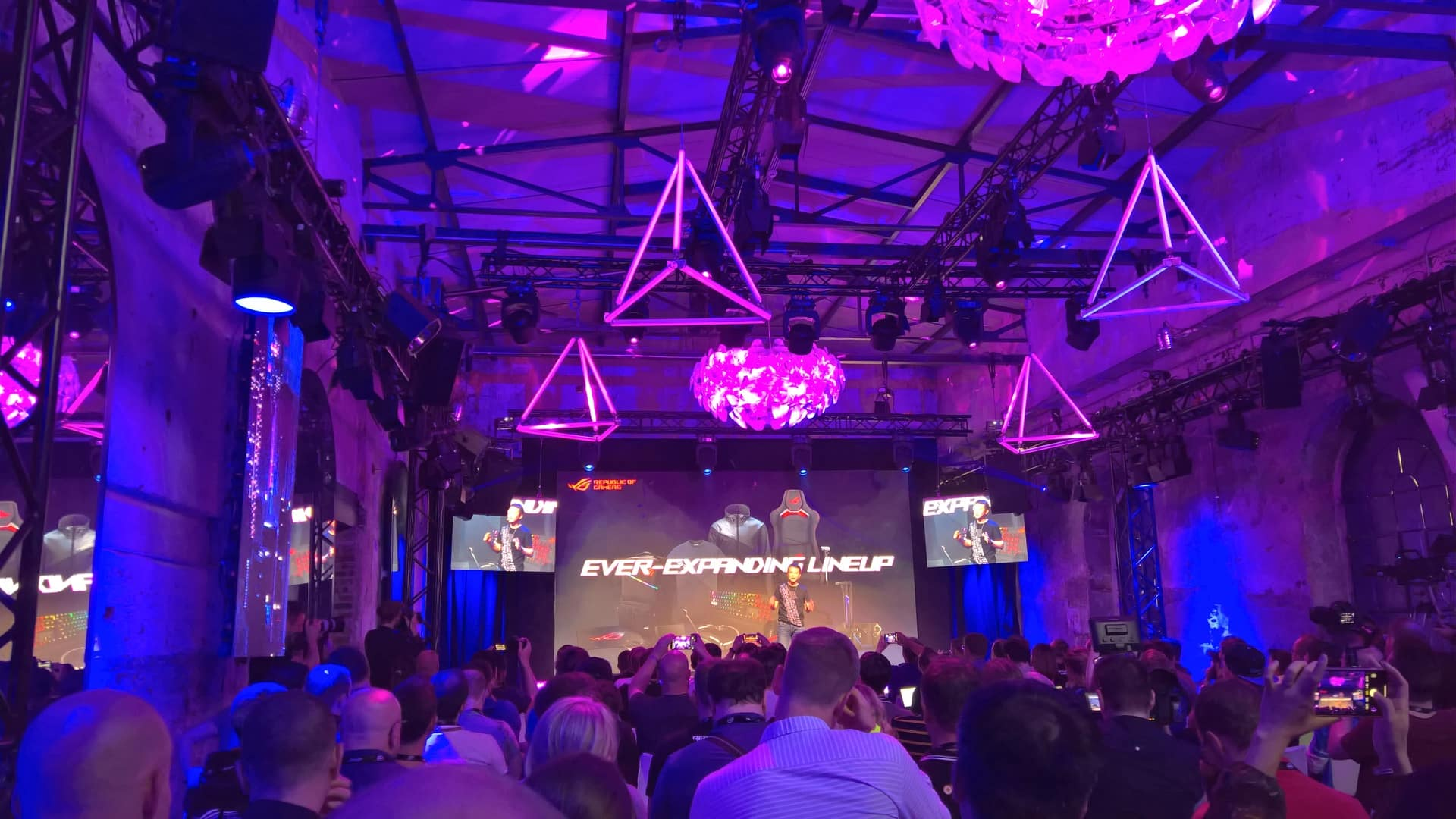 ASUS ROG Evento Gamescon 2019