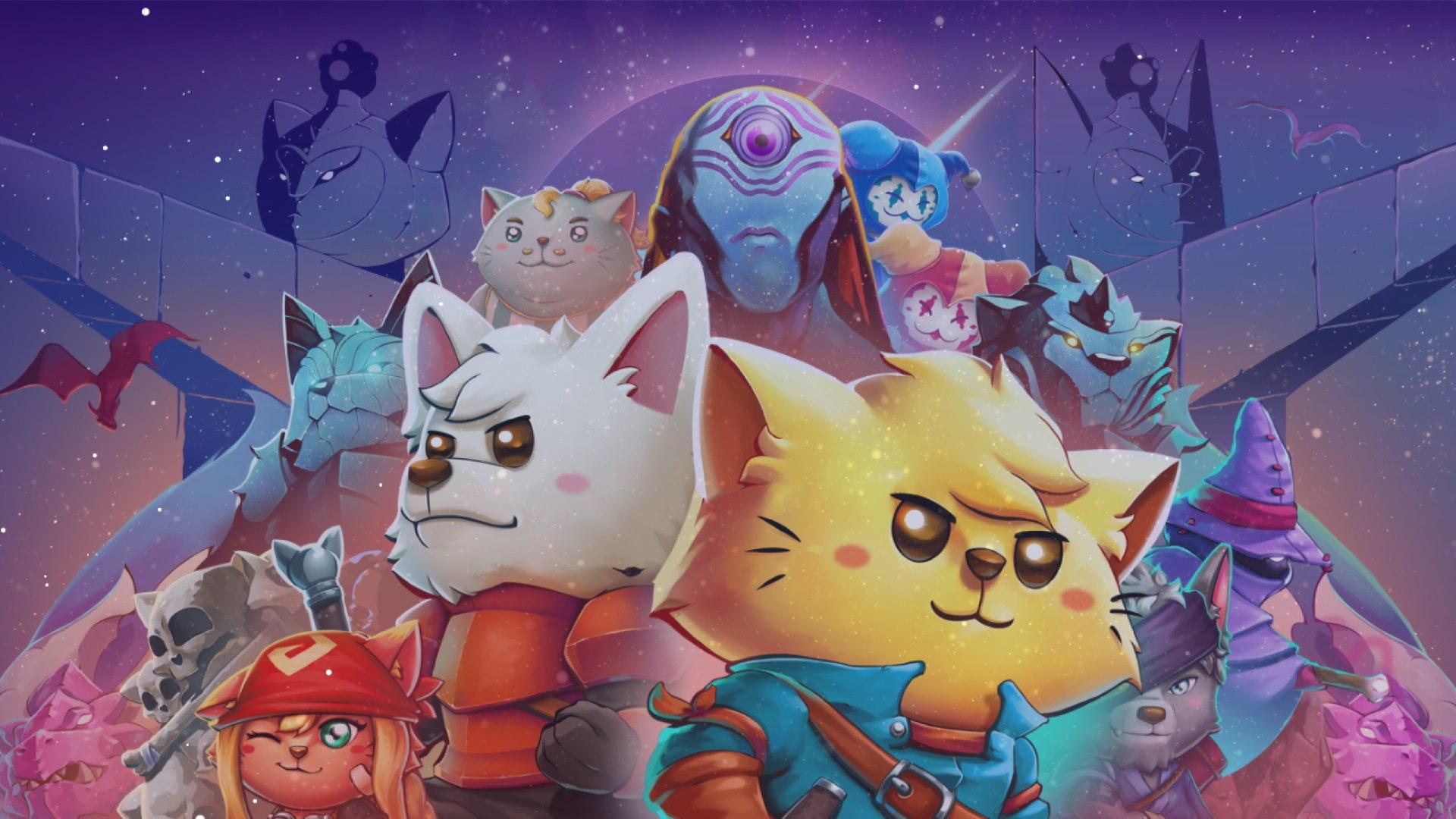 Cat Quest II: The Lupus Empire