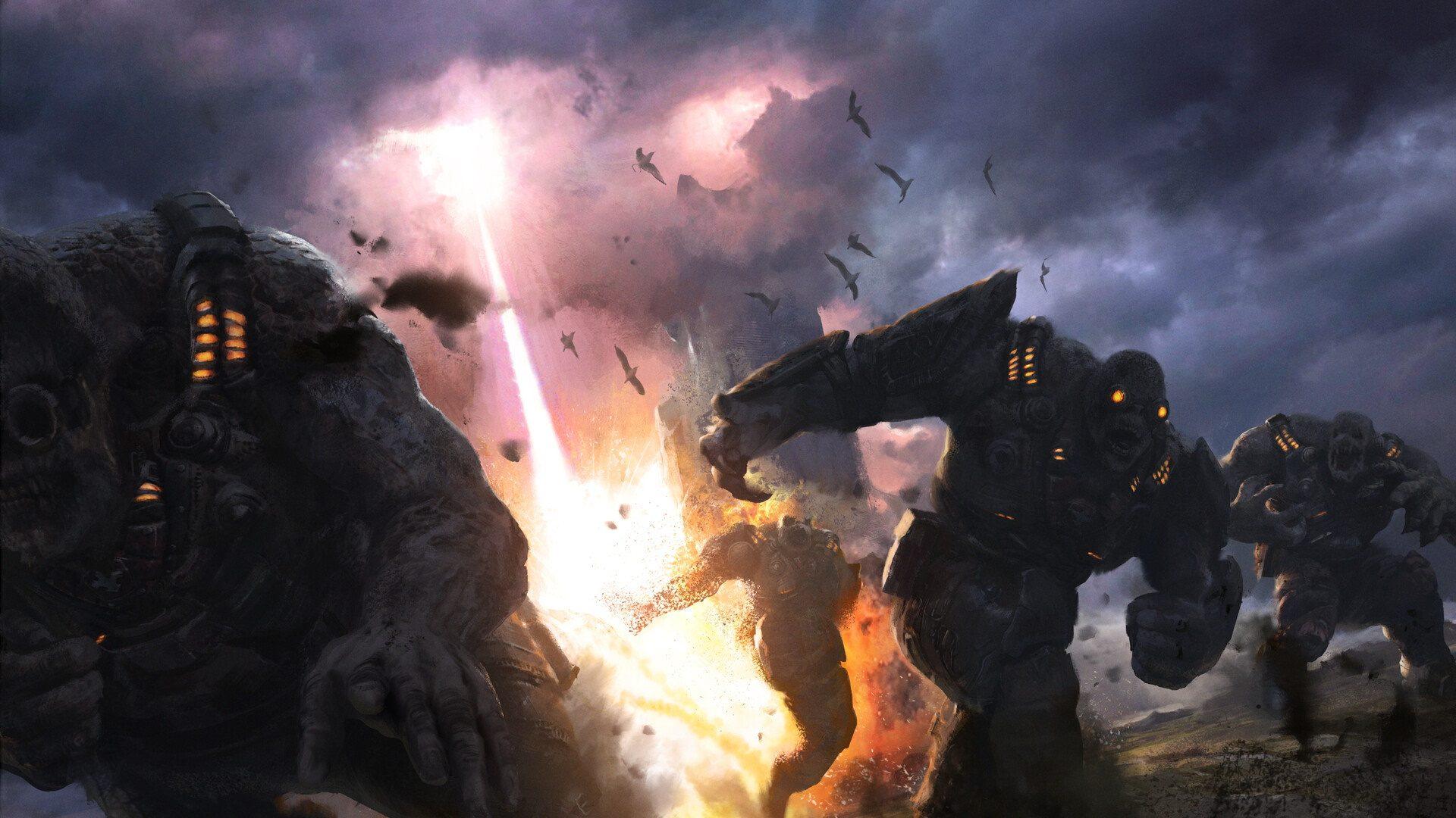 Museo Videoludico #15 - Il Martello dell'Alba di Gears of War