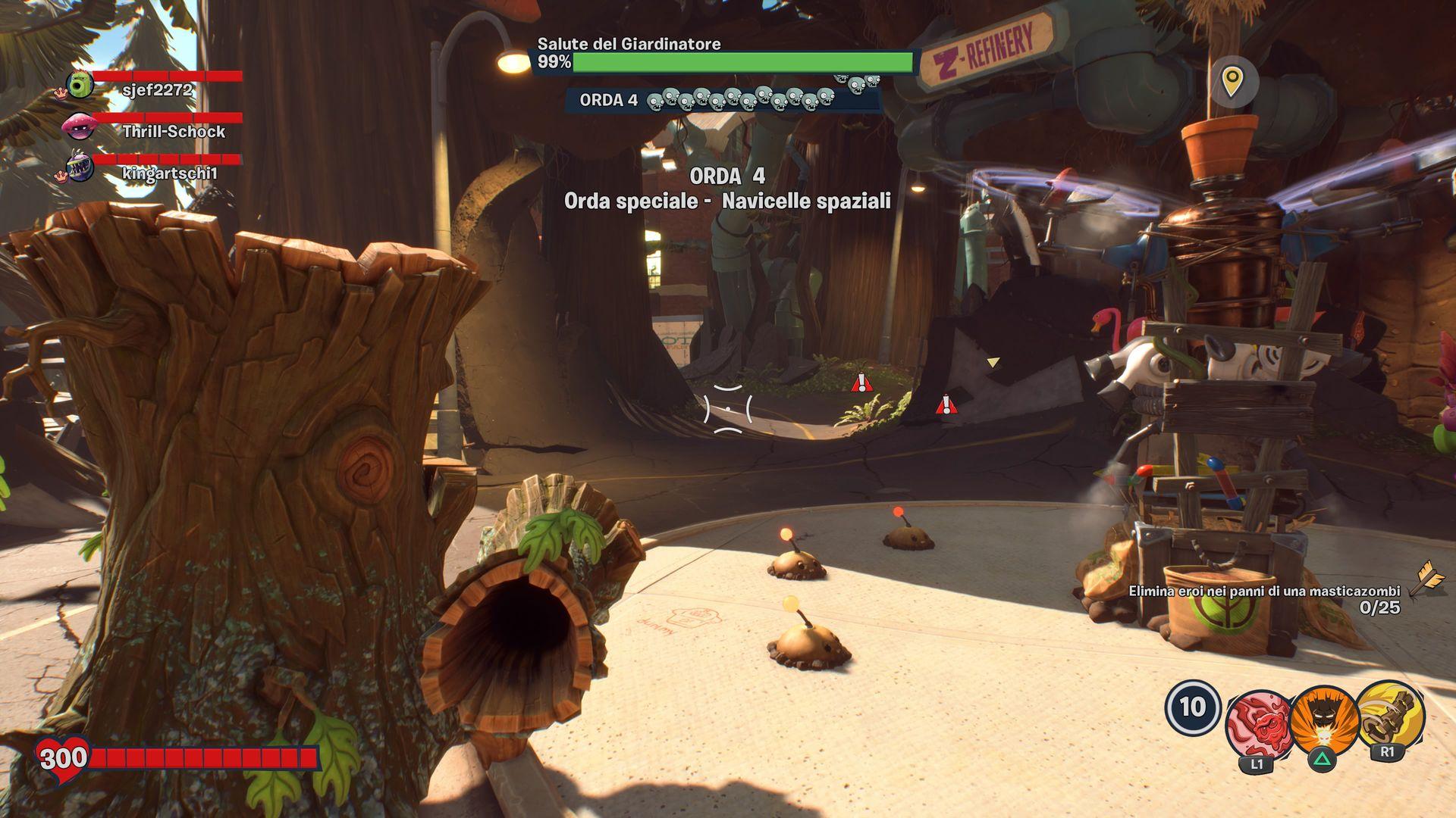 Plants vs. Zombies: La Battaglia di Neighborville