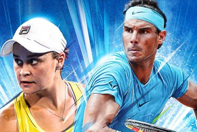 AO Tennis 2