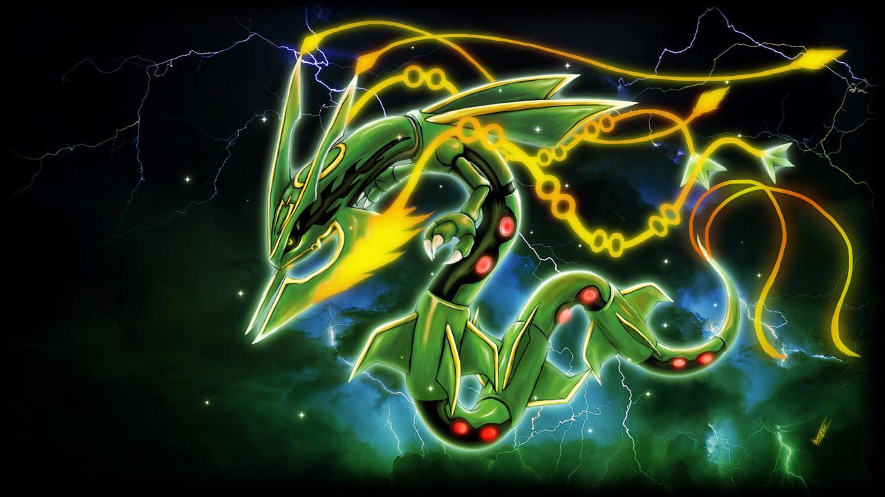 Museo Videoludico #16 - Rayquaza di Pokémon Smeraldo