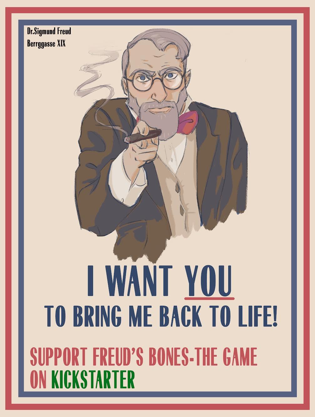 Freud's Bones