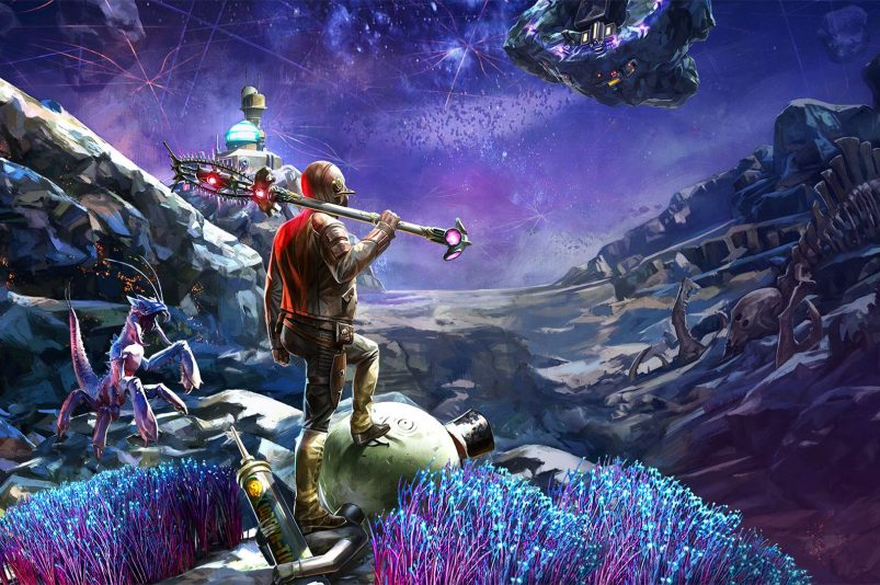 The Outer Worlds: Pericolo su Gorgone