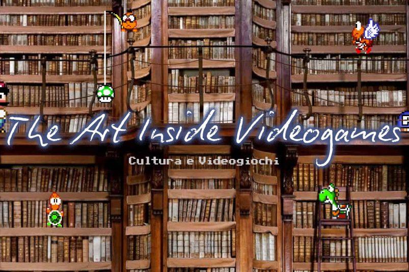 The Art Inside Videogames
